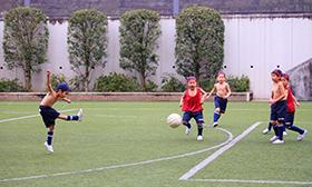 学年サッカー