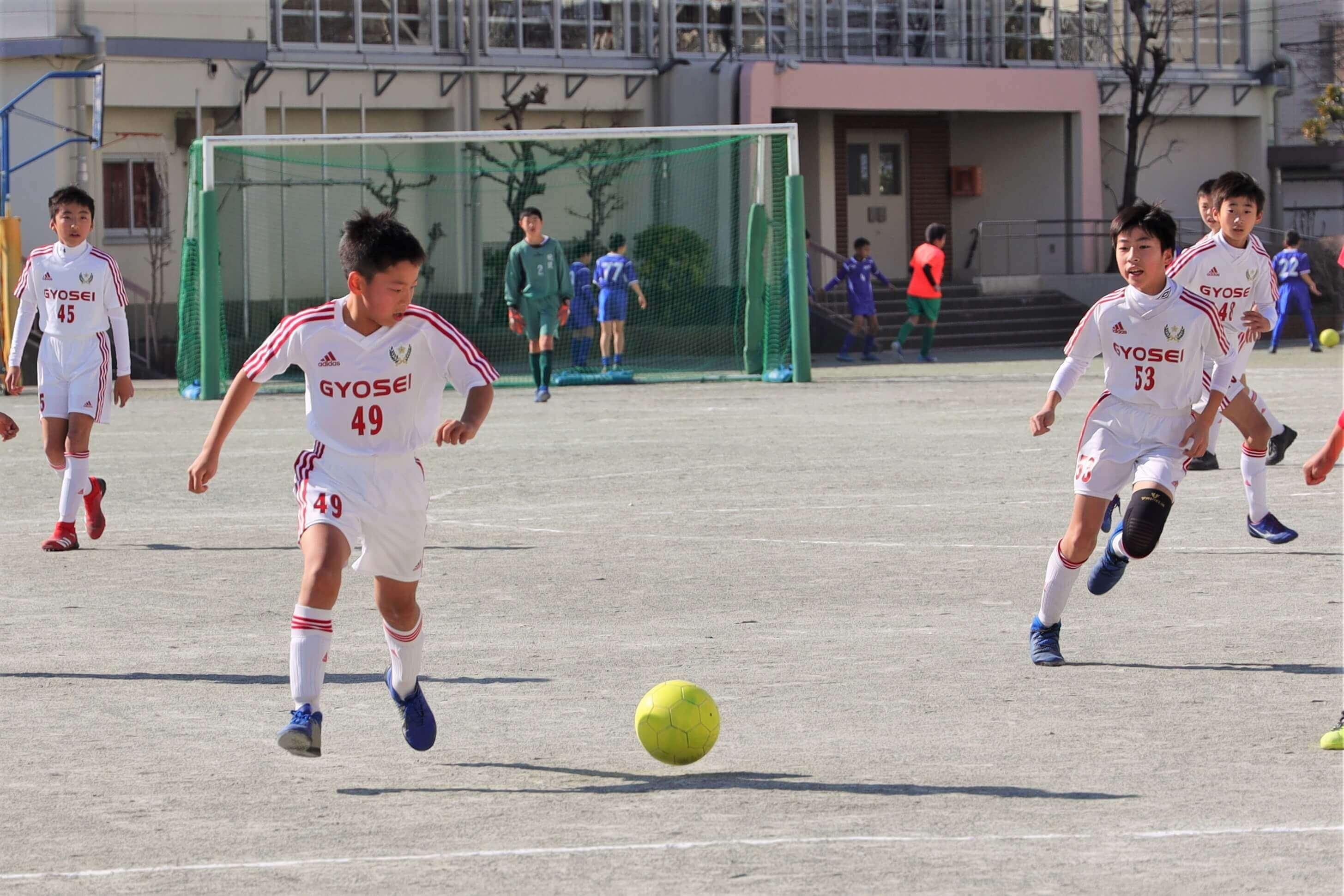 選抜サッカー部
