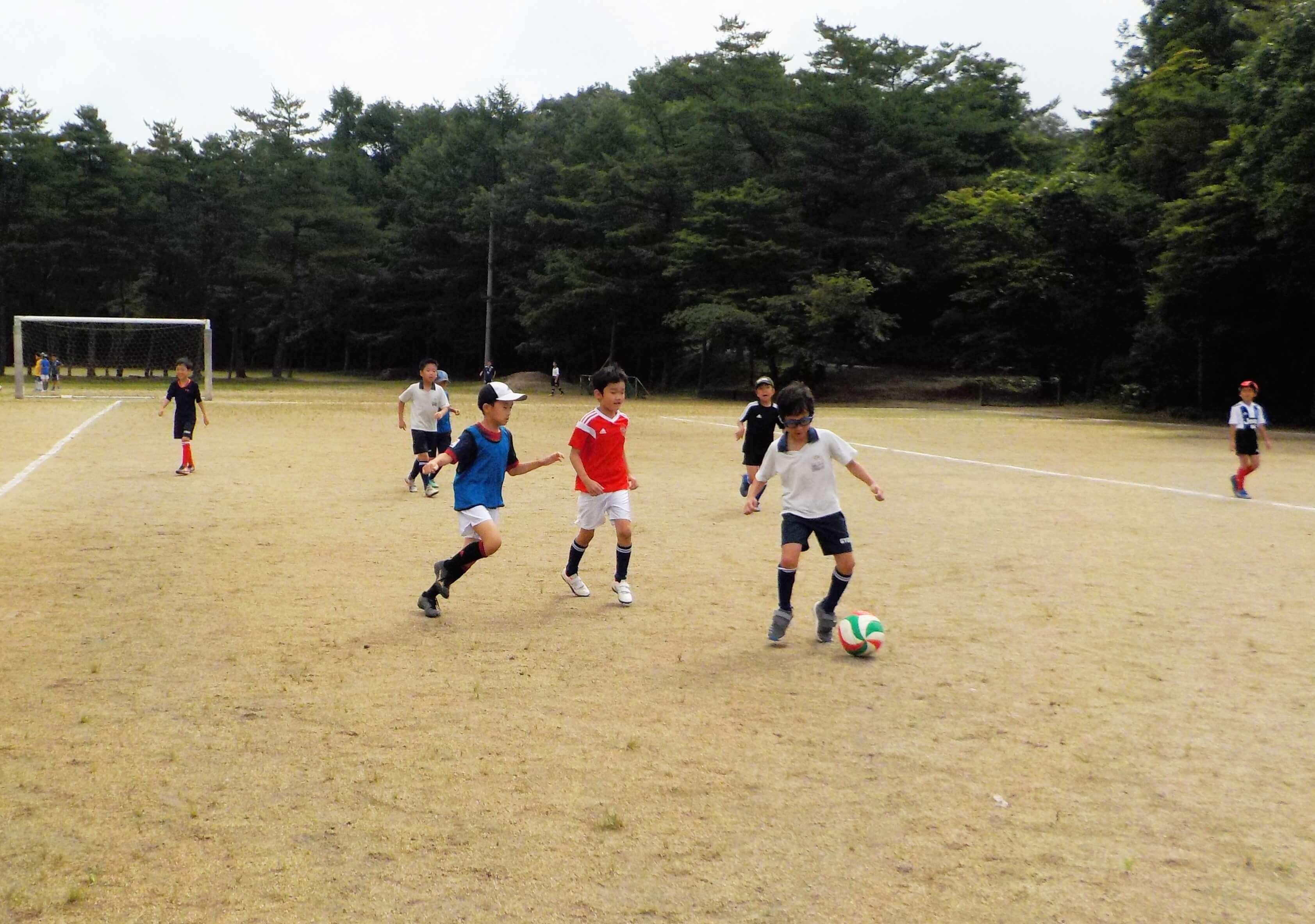 一般サッカー合宿